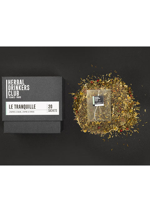 Tisane Le Tranquille - spoted