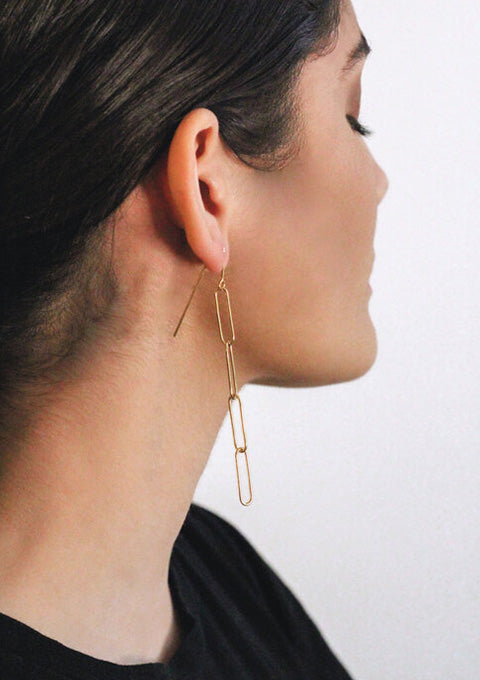 Boucles d'oreilles Hugo - Spoted