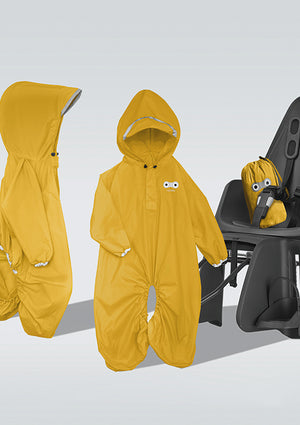 Imperméable Jaune moutarde - Spoted