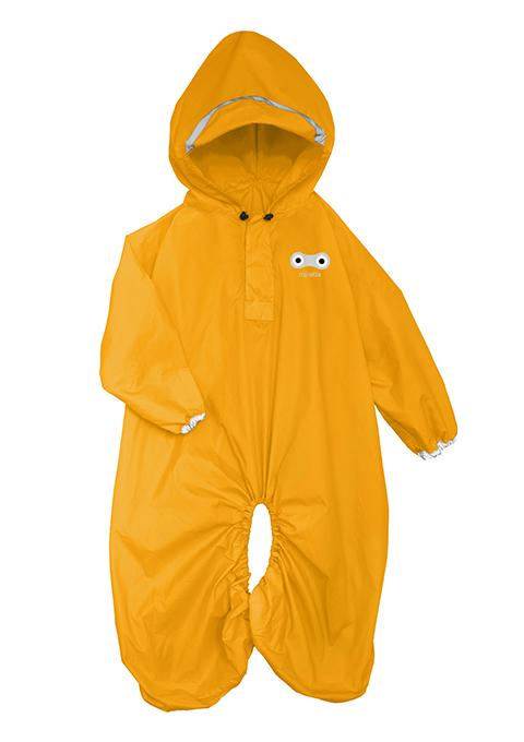Imperméable Jaune moutarde