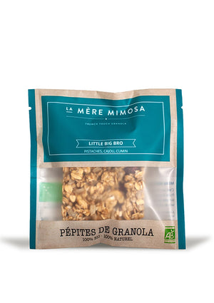 Granola Little Big Bro - Snack 35g - Spoted