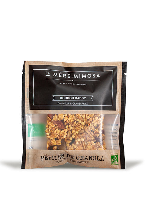 Granola Doudou Daddy - Snack 35g - Spoted