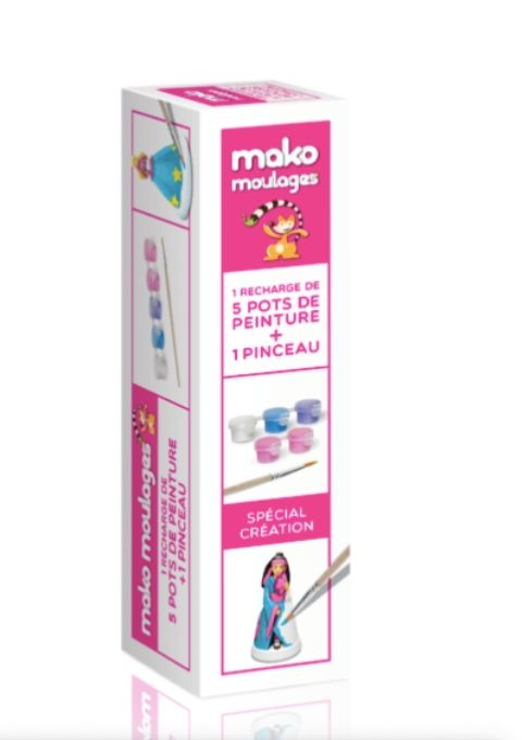 Mako moulages Kit recharge girly