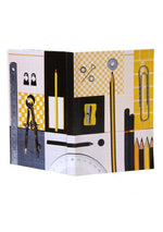 Carnet Maron Bouillie Famille d'outils - Spoted