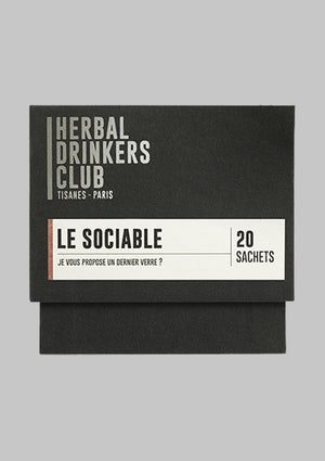 Tisane Le Sociable - spoted