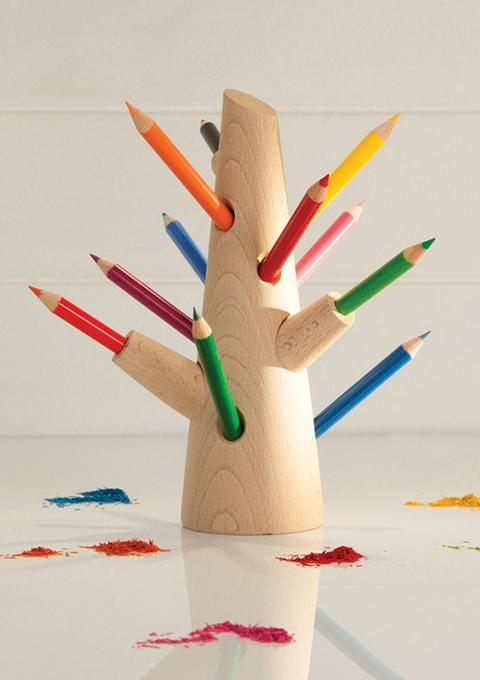 Arbre à Crayons - Spoted