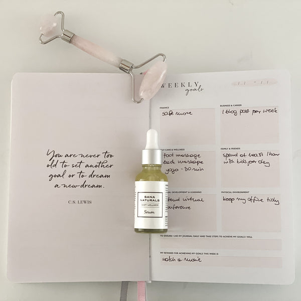 Selfcare ideas natural skincare products Ireland