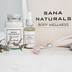 Natural Skincare Set