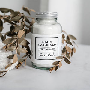 Sana Naturals Face Cleanser