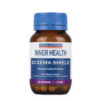 Ethical Nutrients - Inner Health Ezcema Shield 30 caps