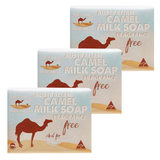 Australian Camel Milk Soap - FRAGRANCE FREE
