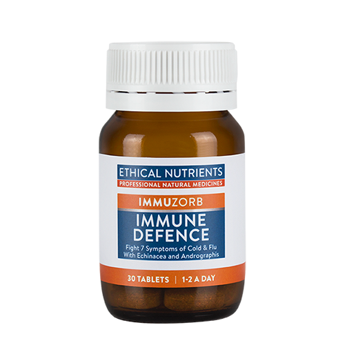 Ethical Nutrients - Immuzorb Immune Defence 30 tabs