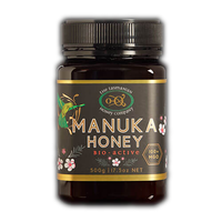 Manuka Honey Bio-Active 100+ MGO 500g