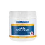 Ethical Nutrients - Megazorb Mega Magnesium Powder (Raspberry) 200g