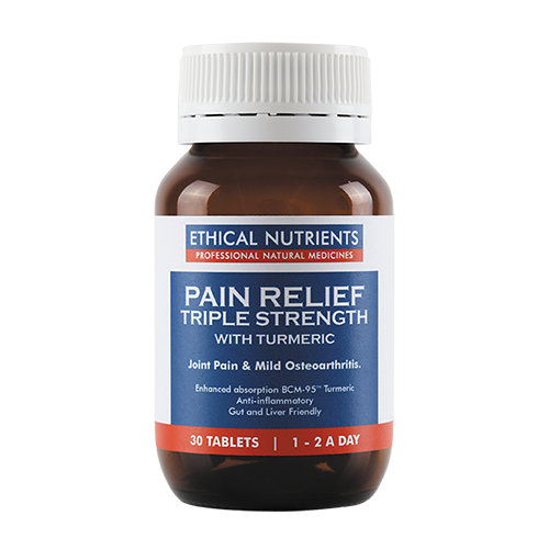 Ethical Nutrients - Pain Relief Triple Strength 30 tabs
