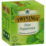 Twinings Pure Peppermint Tea Bags 10pk