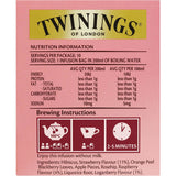 Twinings Raspberry, Strawberry & Loganberry Tea Bags 10pk