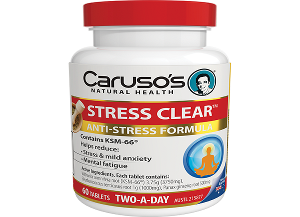 Stress Clear 60 Tablets