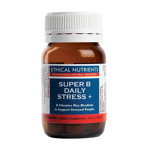 Ethical Nutrients - Super B Daily Stress + 30 tabs