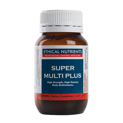 Ethical Nutrients - Super Multi Plus 30 tabs