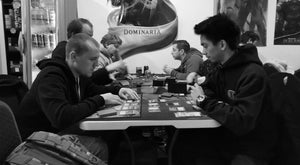 European Modern Series Qualifiers in Kent