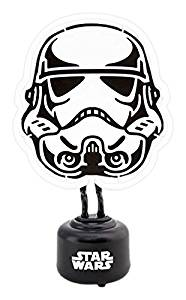 Star Wars : Stormtrooper Small Neon Light