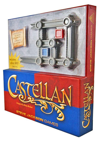 Castellan (Red & Blue)