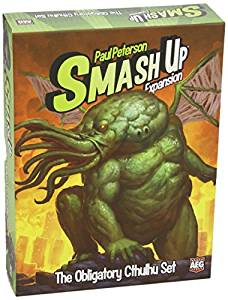 Obligatory Cthulhu Set: Smash Up