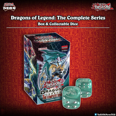 Dragons Of Legend - The Complete Series