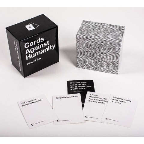 Cards Against Humanity - Absurb Box
