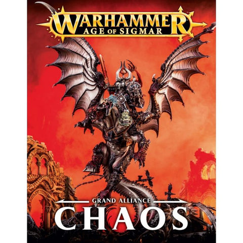 Age of Sigmar Grand Alliance Chaos
