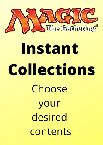 Magic the Gathering - Instant Collections
