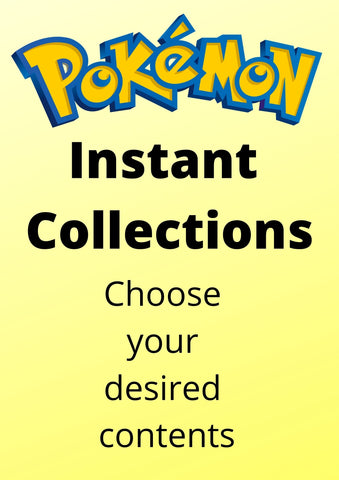 Pokemon - Instant Collections