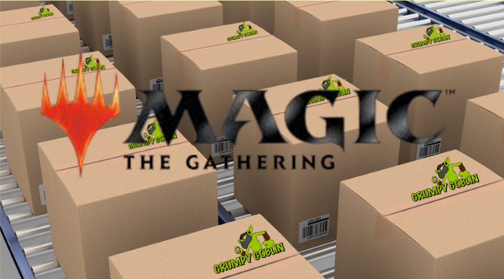 Magic the Gathering - Uncommon Value Crate
