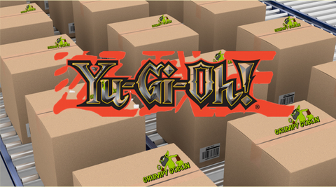 Yu-Gi-Oh - Super Value Crate