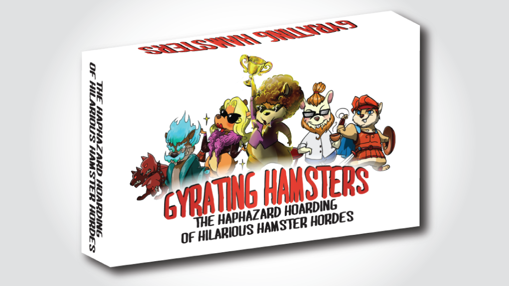 Gyrating Hamsters