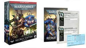 Warhammer 40K - Recruit Edition
