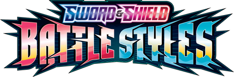 Preorder - Sword & Shield - Battle Styles - Theme Deck