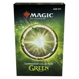 Commander Collection Green - Standard Edition- MTG