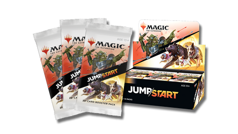 Jump Start Booster Box Preorder