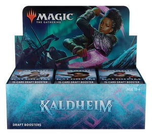 Preorder - Kaldheim - MTG - Booster Display