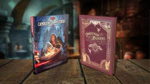 Candlekeep Mysteries - Alternative Cover