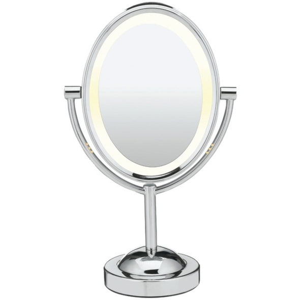 Conair(R) BE151T Reflections Double-Sided Lighted Oval Mirror