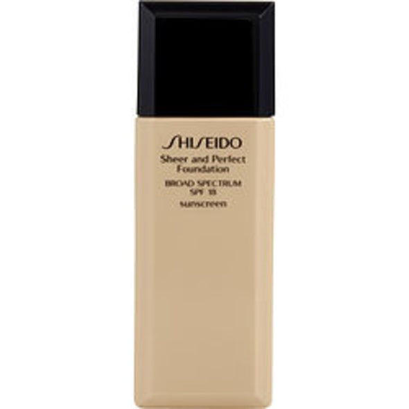SHISEIDO by Shiseido - Type: Foundation & Complexion