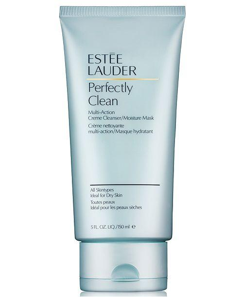 Perfectly Clean Multi-Action Creme Cleanser/Moisture Mask, 5 oz.