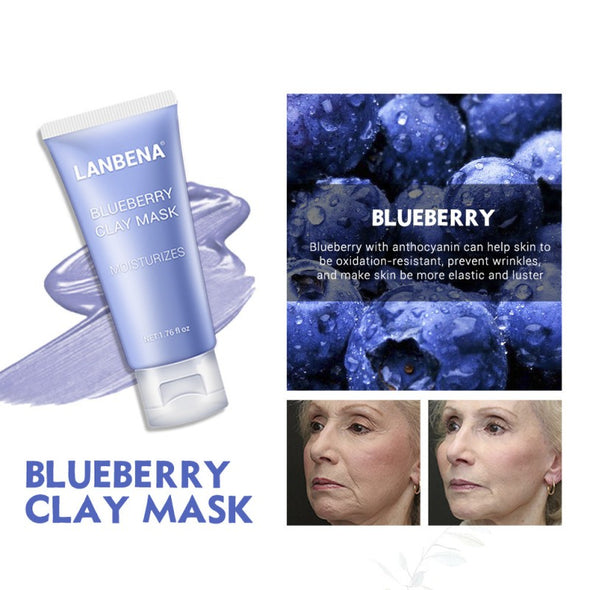 LANBENA Clay Face Mask