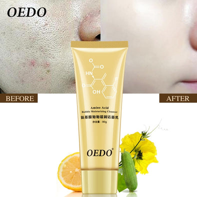 Amino Acid Bubble Moisturizing Facial Pore Cleanser