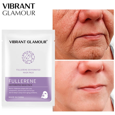 Fullerene Treatment Face Mask