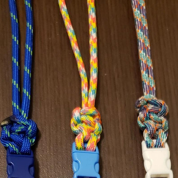 Lanyard (Top Half) - Insanely Paracord
