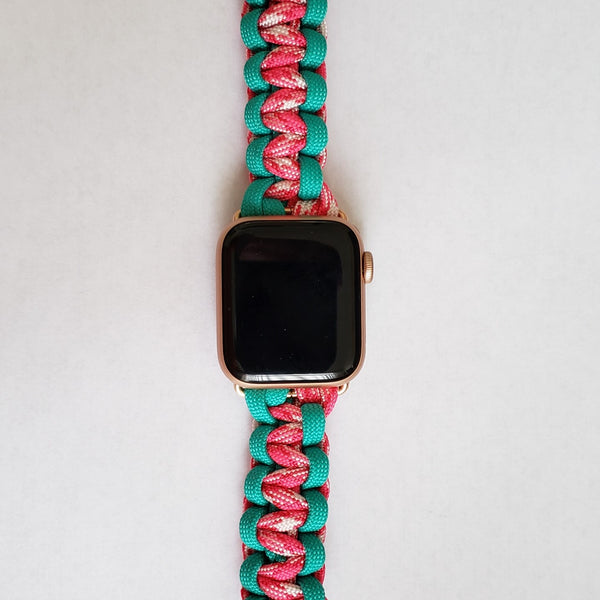 2 Color Apple Watch Band